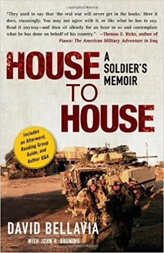 House to House: A Soldier's Memoir by Sgt. David Bellavia